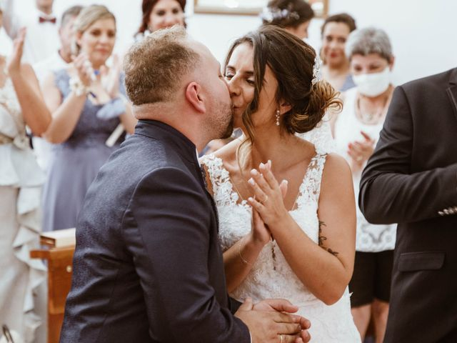 La boda de Cesar y Lorena en Valdilecha, Madrid 48