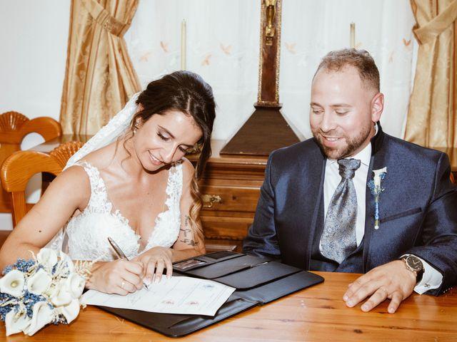 La boda de Cesar y Lorena en Valdilecha, Madrid 49
