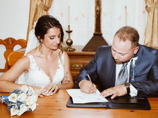 La boda de Cesar y Lorena en Valdilecha, Madrid 50