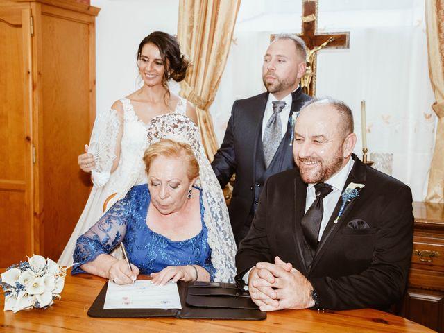 La boda de Cesar y Lorena en Valdilecha, Madrid 51