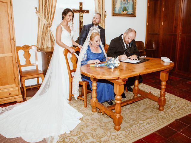 La boda de Cesar y Lorena en Valdilecha, Madrid 52