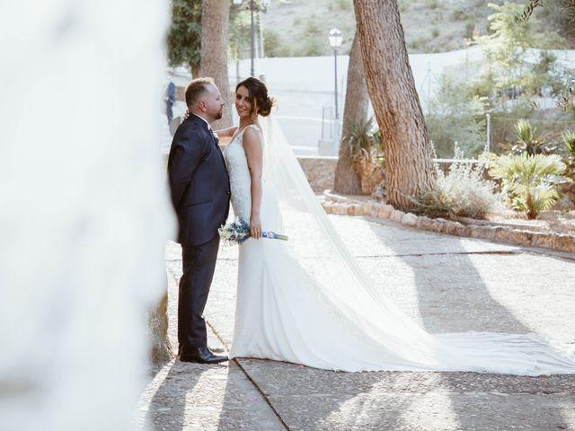 La boda de Cesar y Lorena en Valdilecha, Madrid 53
