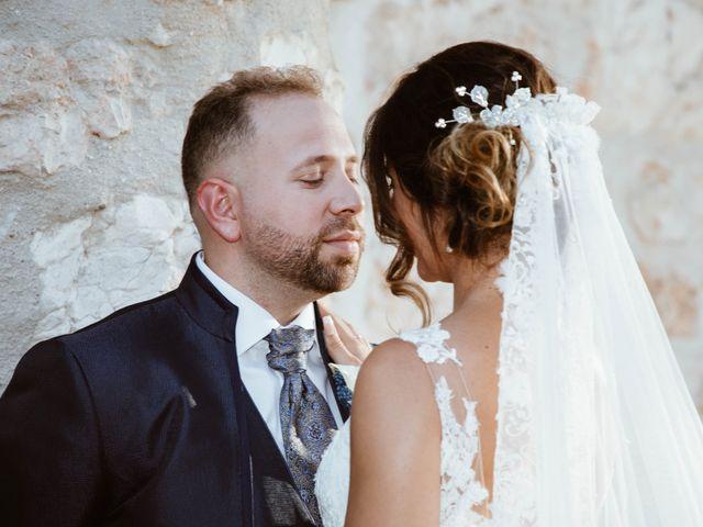 La boda de Cesar y Lorena en Valdilecha, Madrid 54