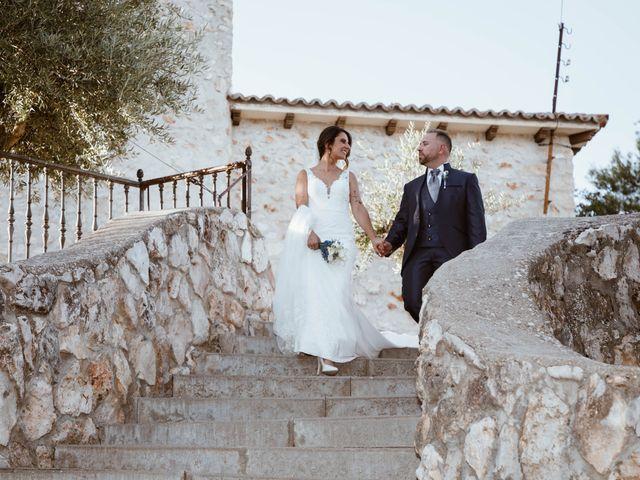 La boda de Cesar y Lorena en Valdilecha, Madrid 57