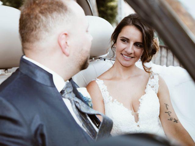 La boda de Cesar y Lorena en Valdilecha, Madrid 62