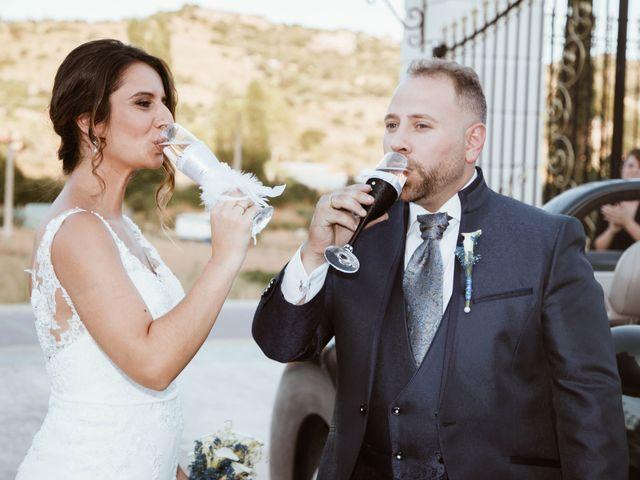 La boda de Cesar y Lorena en Valdilecha, Madrid 65