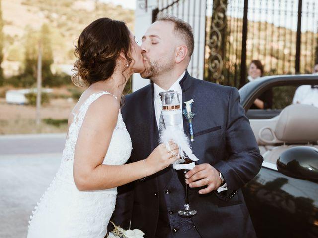 La boda de Cesar y Lorena en Valdilecha, Madrid 66