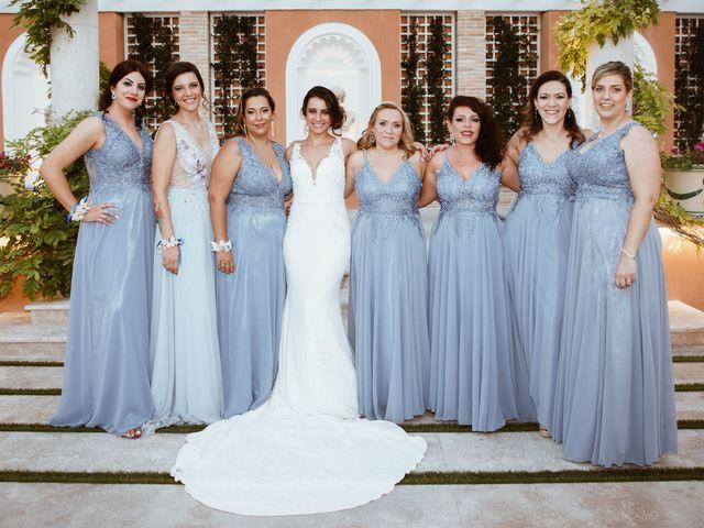 La boda de Cesar y Lorena en Valdilecha, Madrid 72