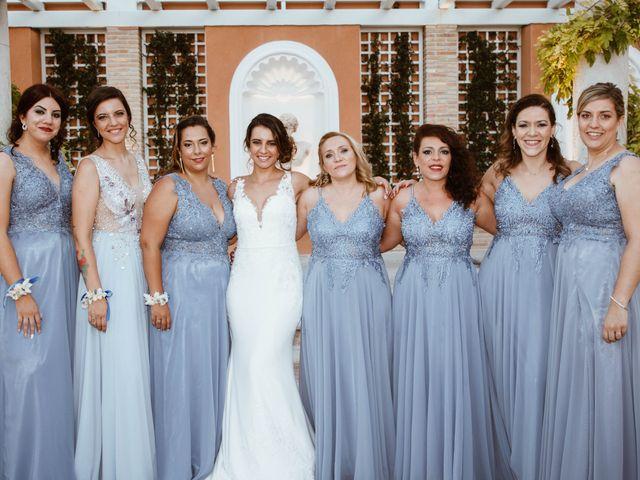 La boda de Cesar y Lorena en Valdilecha, Madrid 73