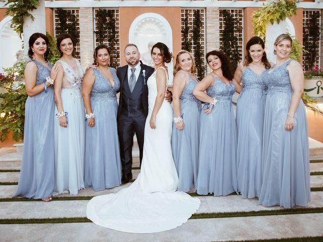 La boda de Cesar y Lorena en Valdilecha, Madrid 74