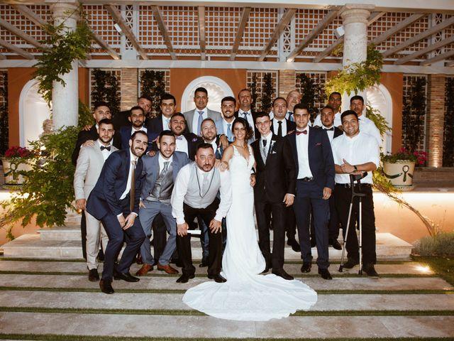 La boda de Cesar y Lorena en Valdilecha, Madrid 76