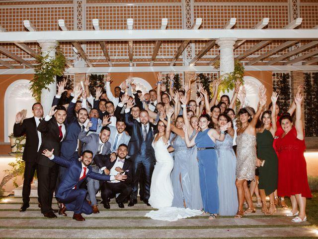 La boda de Cesar y Lorena en Valdilecha, Madrid 79
