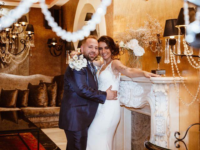 La boda de Cesar y Lorena en Valdilecha, Madrid 83