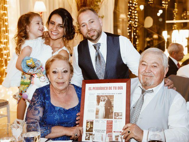 La boda de Cesar y Lorena en Valdilecha, Madrid 84