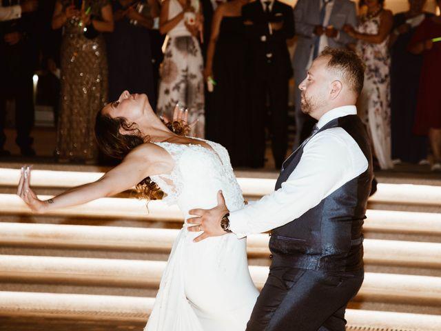 La boda de Cesar y Lorena en Valdilecha, Madrid 91