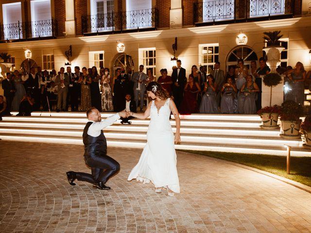 La boda de Cesar y Lorena en Valdilecha, Madrid 92
