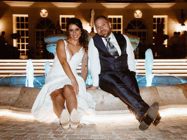 La boda de Cesar y Lorena en Valdilecha, Madrid 95