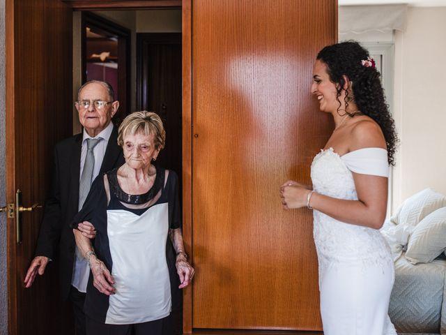 La boda de Esteve y Rocío en Sant Vicenç De Montalt, Barcelona 19