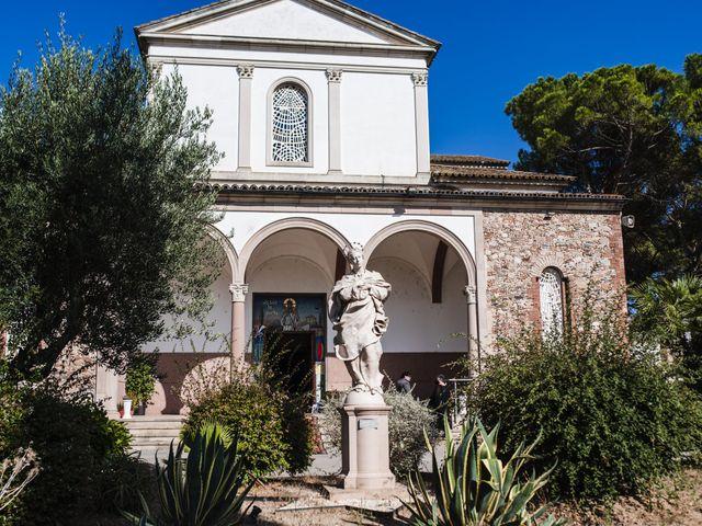 La boda de Esteve y Rocío en Sant Vicenç De Montalt, Barcelona 26