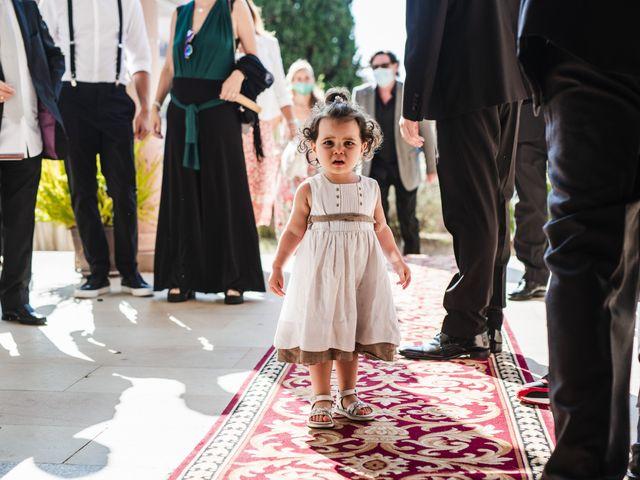 La boda de Esteve y Rocío en Sant Vicenç De Montalt, Barcelona 27