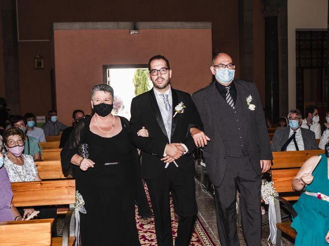 La boda de Esteve y Rocío en Sant Vicenç De Montalt, Barcelona 29