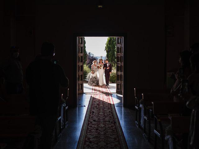 La boda de Esteve y Rocío en Sant Vicenç De Montalt, Barcelona 31