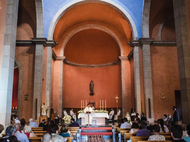 La boda de Esteve y Rocío en Sant Vicenç De Montalt, Barcelona 33