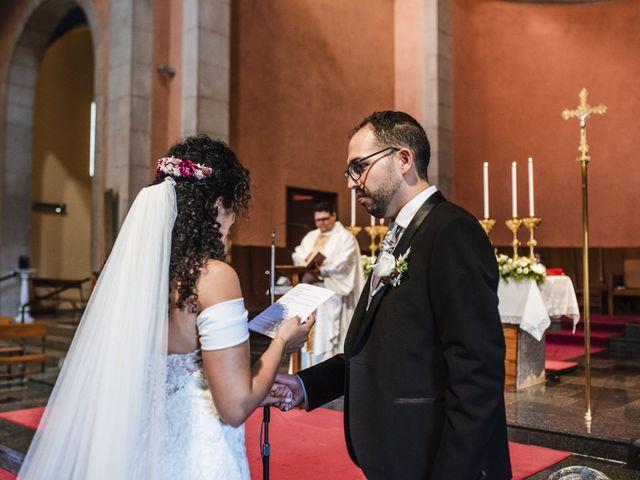 La boda de Esteve y Rocío en Sant Vicenç De Montalt, Barcelona 35
