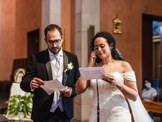 La boda de Esteve y Rocío en Sant Vicenç De Montalt, Barcelona 40