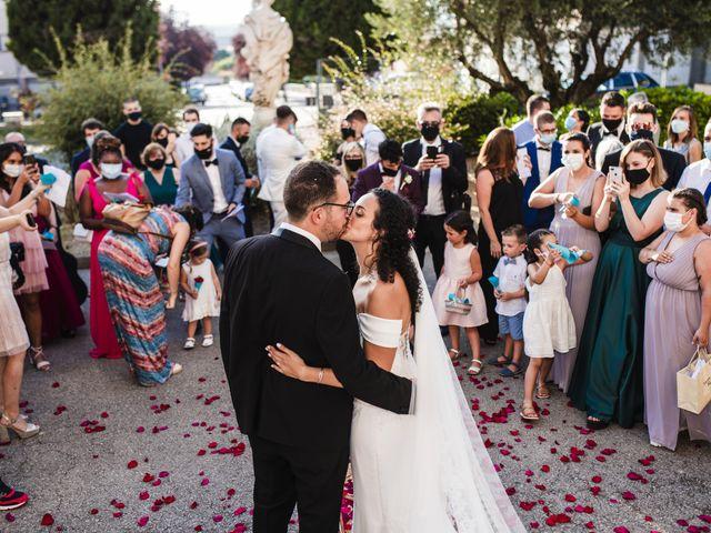 La boda de Esteve y Rocío en Sant Vicenç De Montalt, Barcelona 44