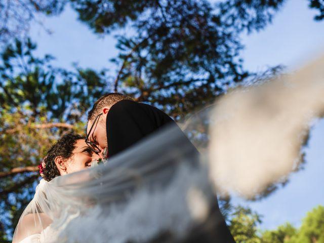 La boda de Rocío y Esteve