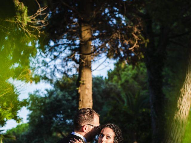 La boda de Esteve y Rocío en Sant Vicenç De Montalt, Barcelona 48