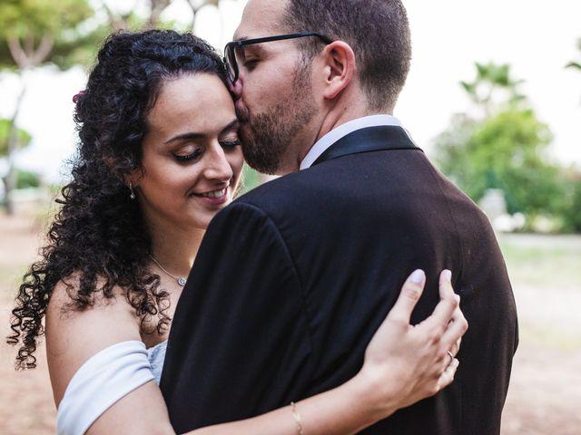 La boda de Esteve y Rocío en Sant Vicenç De Montalt, Barcelona 54