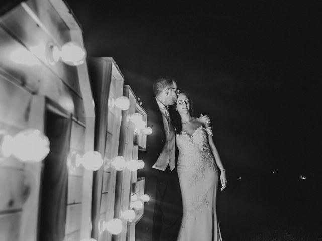 La boda de Esteve y Rocío en Sant Vicenç De Montalt, Barcelona 60