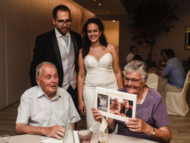 La boda de Esteve y Rocío en Sant Vicenç De Montalt, Barcelona 73