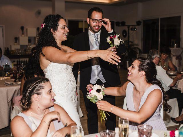 La boda de Esteve y Rocío en Sant Vicenç De Montalt, Barcelona 86