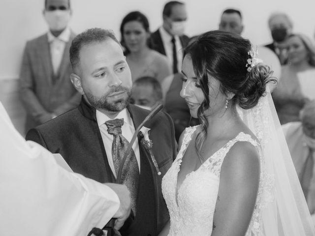 La boda de Cesar y Lorena en Valdilecha, Madrid 33