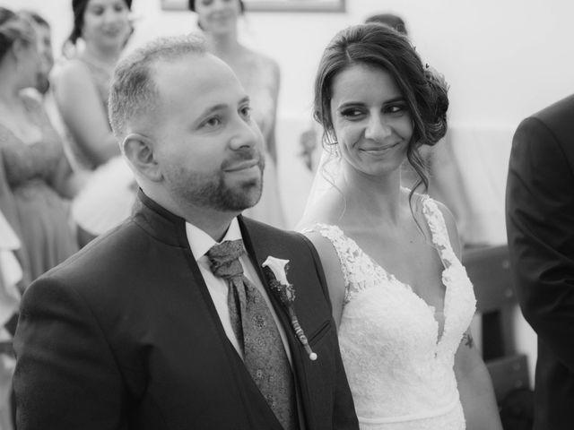 La boda de Cesar y Lorena en Valdilecha, Madrid 36