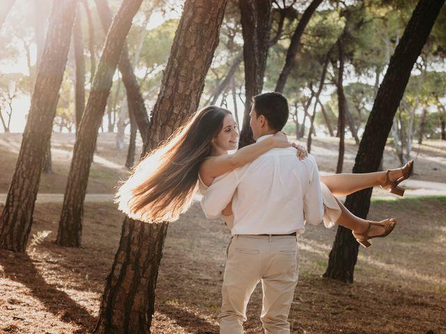 La boda de Laura y Jose Antonio en La Algaba, Sevilla 7