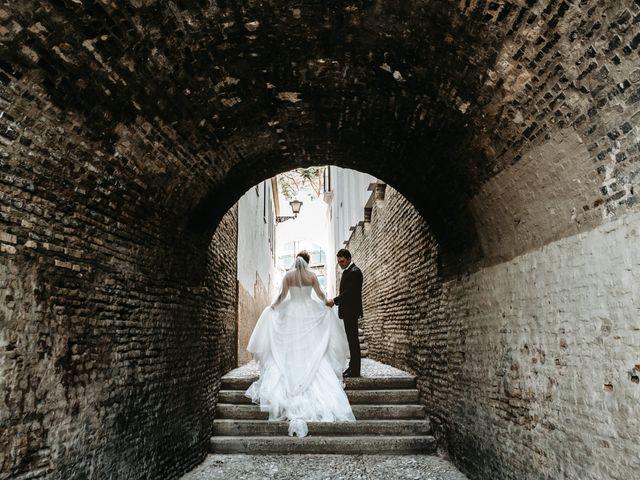 La boda de Laura y Jose Antonio en La Algaba, Sevilla 72