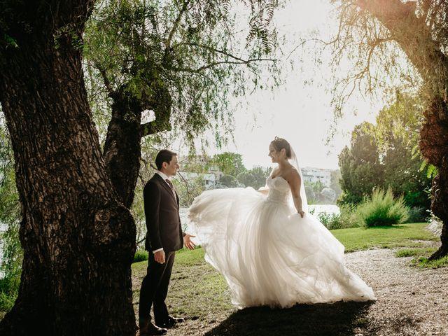 La boda de Laura y Jose Antonio en La Algaba, Sevilla 73