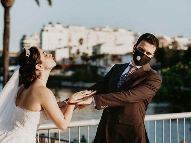 La boda de Laura y Jose Antonio en La Algaba, Sevilla 71