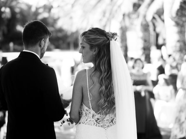 La boda de David y Dámaris en Les Cases D'alcanar, Tarragona 2