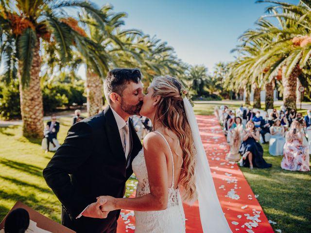La boda de David y Dámaris en Les Cases D'alcanar, Tarragona 4