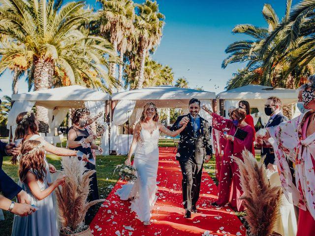 La boda de David y Dámaris en Les Cases D'alcanar, Tarragona 5