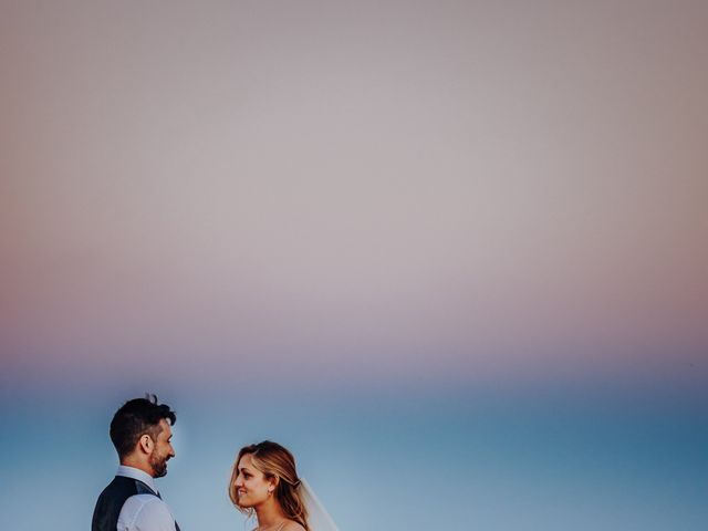 La boda de David y Dámaris en Les Cases D'alcanar, Tarragona 14