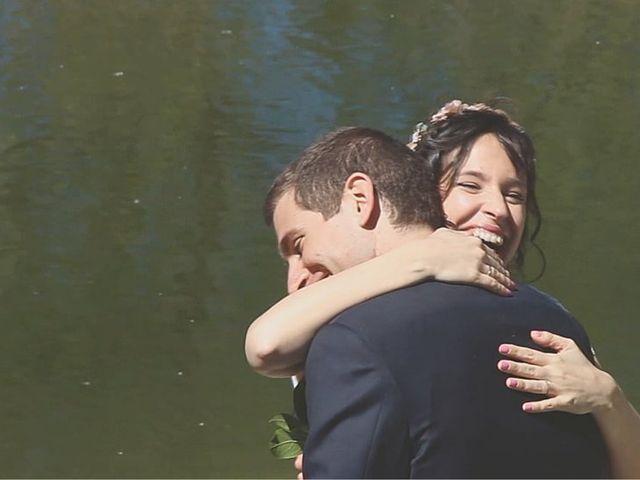 La boda de Ainhoa y Miguel