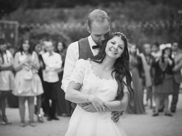 La boda de Ruth y Christian