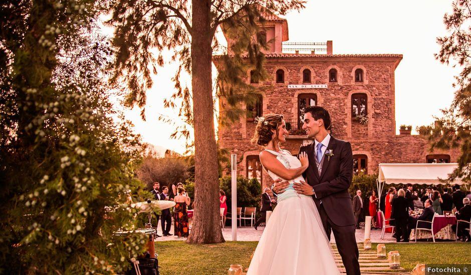 La boda de Jordi y Bego en Nules, Castellón