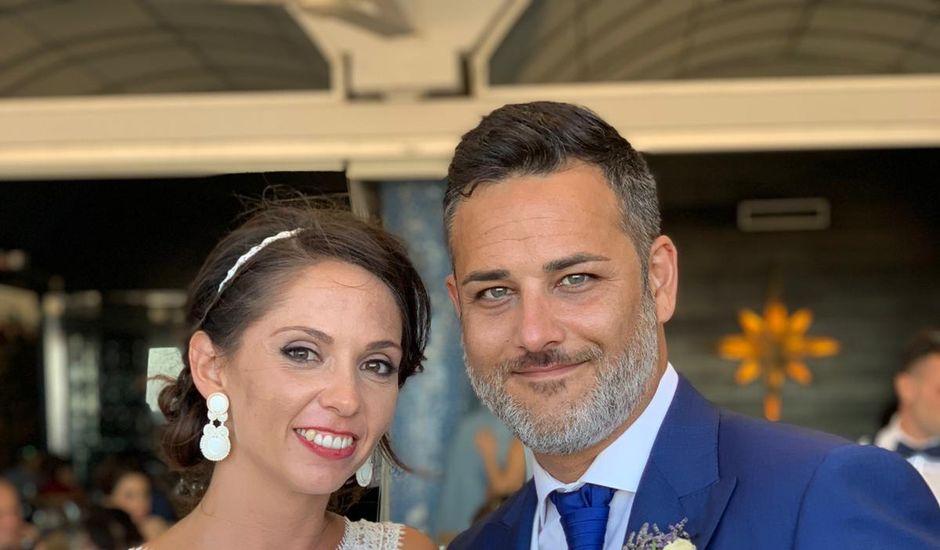 La boda de Ana y Juanma en El Saler, Valencia